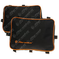 Universal bags for side panniers holders (1680D) - orange