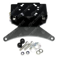 GPS mount with angle adjustment for V-Strom 650 (2004-2011)