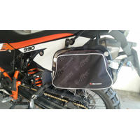 Bags for TraX side panniers holders (1680D)