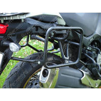 Tube carrier/holder for aluminium panniers - V-Strom 650 (years 2017+)