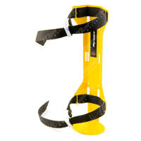 PET bottle holder - big version - YELLOW
