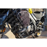 Bags for V-Strom 650 (2017+) equipped SW Motech crash bars